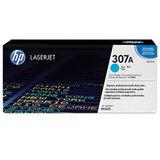 Картридж лазерный HP (CE741A) LaserJet CP5225/<wbr/>5225N, голубой, оригинальный, ресурс 7300 стр.