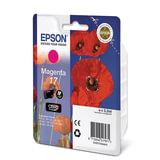 Картридж струйный EPSON (C13T17034A10) Expression Home XP-103/<wbr/>207/<wbr/>203, пурпурный, оригинальный