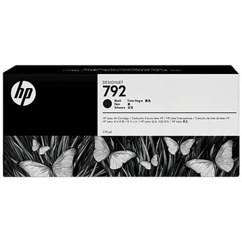 Картридж струйный HP (CN705A) DesignJet L26500, №792, черный, оригинальный