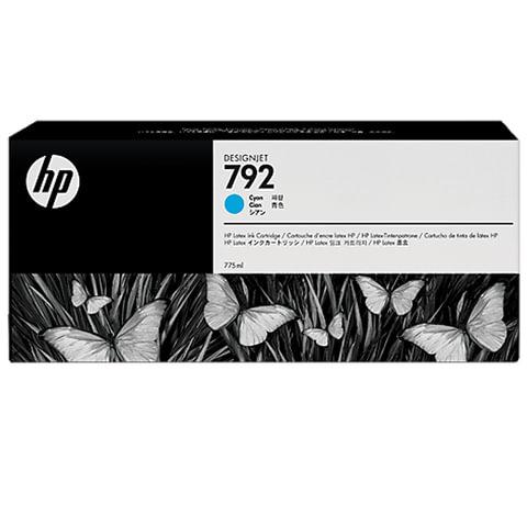 Картридж струйный HP (CN706A) DesignJet L26500, №792, голубой, ориг