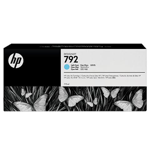 Картридж струйный HP (CN709A) DesignJet L26500, №792, светло- голубой, ориг
