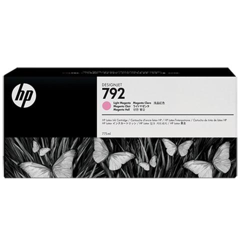 Картридж струйный HP (CN710A) DesignJet L26500, №792, светло- пурпурный, ориг