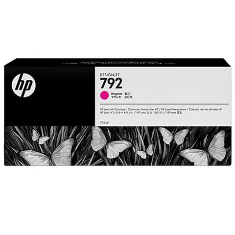 Картридж струйный HP (CN707A) DesignJet L26500, №792, пурпурный, оригинальный