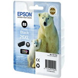 Картридж струйный EPSON (C13T26314010) Expression Premium XP-600/<wbr/>605/<wbr/>700/<wbr/>800, фото, ориг., ув. емк.