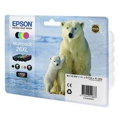 Картридж струйный EPSON (C13T26364010) Expression Premium XP-600/<wbr/>800, комплект, оригинальный