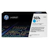 Картридж лазерный HP (CE401A) LaserJet Pro M570dn/<wbr/>M570dw, №507A, голубой, ориг., ресурс 6000 стр.