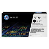 Картридж лазерный HP (CE400X) LaserJet Pro M570dn/<wbr/>M570dw, №507X, черный, ориг., ресурс 11000 стр.