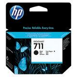 Картридж струйный для плоттера HP (CZ133A) DesignJet T120/<wbr/>T520, №711, черный, оригинальный, увеличенной емкости