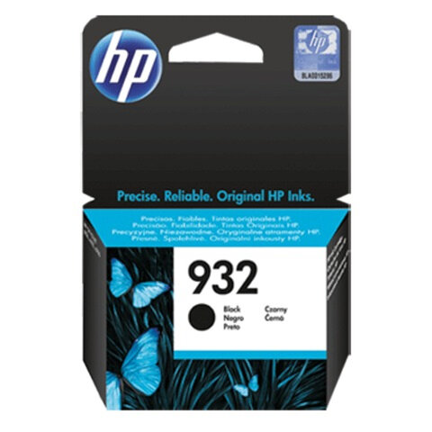 Картридж струйный HP (CN057AE) OfficeJet 6100/<wbr/>6600/<wbr/>6700 №932, черный, оригинальный