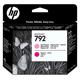 Головка печатающая для плоттера HP (CN704A) DesignJet L26500, №792, св.-пурпурная и пурпурная, ориг.