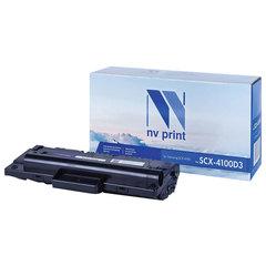 Картридж лазерный NV PRINT (NV-SCX-4100D3) для SAMSUNG SCX-4100, ресурс 3000 стр.