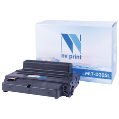Картридж лазерный NV PRINT (NV-MLT-D205L) для SAMSUNG ML-3310ND/<wbr/>3710D/<wbr/>SCX4833FD, ресурс 5000 стр.