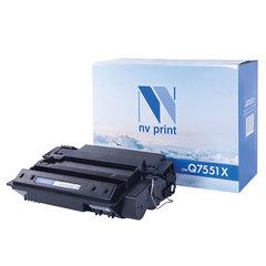 Картридж лазерный NV PRINT (NV-Q7551X) для HP LaserJet М3035/<wbr/>3027/<wbr/>P3005 и другие, ресурс 13000 стр.