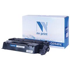Картридж лазерный NV PRINT (NV-Q5949X) для HP LaserJet 1320/<wbr/>3390/<wbr/>3392, ресурс 6000 стр.