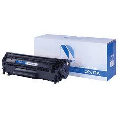 Картридж лазерный NV PRINT (NV-Q2612A) для HP LaserJet 1018/<wbr/>3052/<wbr/>М1005, ресурс 2000 стр.