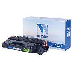 Картридж лазерный NV PRINT (NV-CE505X) для HP LaserJet P2055, ресурс 6500 стр.