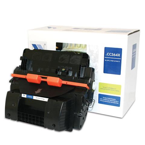Картридж лазерный HP (CC364X) LaserJet P4015/<wbr/>P4515, ресурс 24000 страниц, NV PRINT, СОВМЕСТИМЫЙ