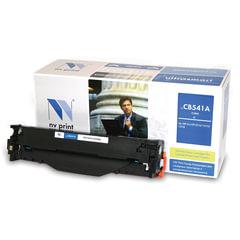 Картридж лазерный HP (CB541A) LaserJet CP1215/<wbr/>1515/<wbr/>CM1312, голубой, ресурс 1400 страниц, NV PRINT, СОВМЕСТИМЫЙ
