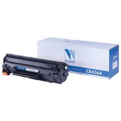 Картридж лазерный NV PRINT (NV-CB436A) для HP LaserJet P1505/<wbr/>1506/<wbr/>M1120/<wbr/>M1522, ресурс 2000 стр.