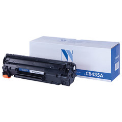 Картридж лазерный NV PRINT (NV-CB435A) для HP LaserJet P1002/<wbr/>1005/<wbr/>1006/<wbr/>1007/<wbr/>1008, ресурс 1500 стр.