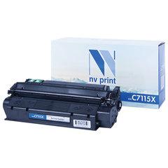 Картридж лазерный NV PRINT (NV-C7115X) для HP LaserJet 1000/<wbr/>1200/<wbr/>3380, ресурс 3500 стр.