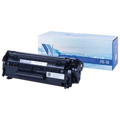 Картридж лазерный CANON (FX-10) i-SENSYS 4018/<wbr/>4120/<wbr/>4140, ресурс 2000 страниц, NV PRINT, СОВМЕСТИМЫЙ