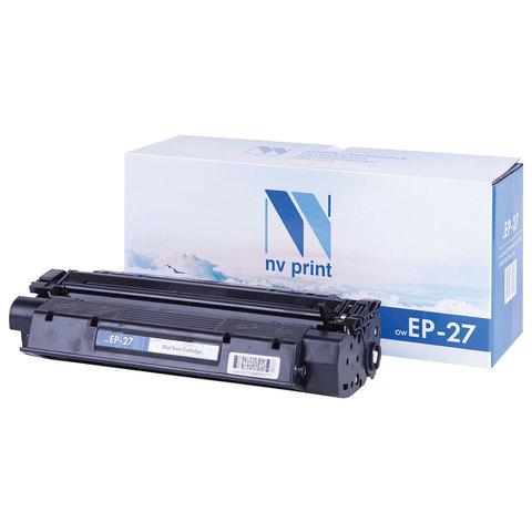 Картридж лазерный NV PRINT (NV-EP27) для CANON LBP-3200/MF3228/3240/5730, ресурс 2500 стр.