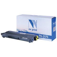 Картридж лазерный NV PRINT (NV-TN2175) для BROTHER DCP-7030R/<wbr/>MFC-7320R/<wbr/>HL-2140, ресурс 2600 стр.