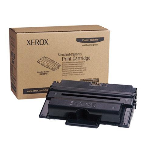 Картридж лазерный XEROX (108R00796) Phaser 3635MFP/<wbr/>3635MFPW, оригинальный, ресурс 10000 стр.