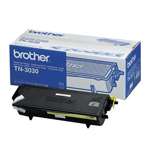 Картридж лазерный BROTHER (TN3030) DCP-8040/8045/HL-5130/5170/ MFC-8220/8840, оригинальный, ресурс 3500 стр.