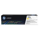 Картридж лазерный HP (CF352A) ColorLaserJet M176n/<wbr/>M177fw, желтый, оригинальный, ресурс 1000 стр.