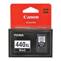 Картридж струйный CANON (PG-440XL) PIXMA MG2140/<wbr/>3140/<wbr/>3540/<wbr/>4240, черный, оригинальный, ресурс 600 стр., увеличенная емкость