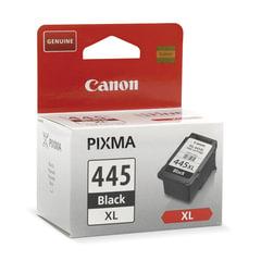 Картридж струйный CANON (PG-445XL) PIXMA MG2440/<wbr/>PIXMA MG2540, черный, оригинальный, ресурс 400 стр., увеличенная емкость