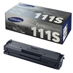 Картридж лазерный SAMSUNG (MLT-D111S) SL-M2020/<wbr/>M2020W/<wbr/>M2070/<wbr/>M2070W, оригинальный, ресурс 1000 стр.