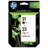 Картридж струйный HP (SD367AE) Deskjet 3920/<wbr/>3940/<wbr/>officeJet4315/<wbr/>4355, комплект, оригинальный, черный и цветной