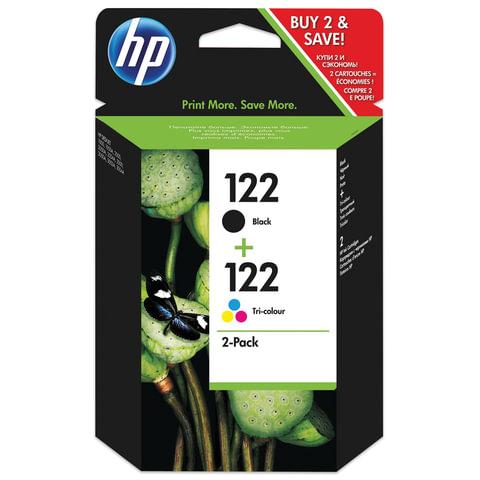 Картридж струйный HP (CR340HE) DeskJet 1050/<wbr/>2050/<wbr/>2050s, комплект, оригинальный, черный и цветной