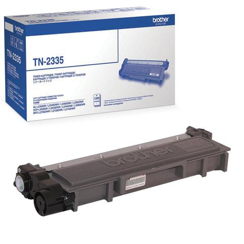 Картридж лазерный BROTHER (TN2335) HL-L2300DR/<wbr/>L2340DWR/<wbr/>DCP-L2500DR и другие, оригинальный, ресурс 1200 стр.