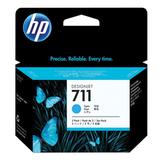 Картридж струйный для плоттера HP (CZ134A) Designjet T120/<wbr/>520, голубой, комплект 3 шт. х 29 мл, оригинальный