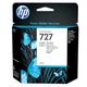 Картридж струйный для плоттера HP (B3P17A) Designjet T920/<wbr/>1500, №727, черный фото, 40 мл, оригинальный