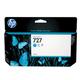 Картридж струйный для плоттера HP (B3P19A) Designjet T920/<wbr/>1500, №727, голубой, 130 мл, оригинальный