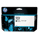 Картридж струйный для плоттера HP (B3P22A) Designjet T920/<wbr/>1500, №727, черный матовый, 130 мл, оригинальный