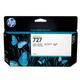 Картридж струйный для плоттера HP (B3P23A) Designjet T920/<wbr/>1500, №727, черный фото, 130 мл, оригинальный