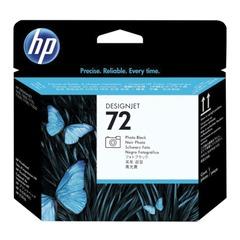 Головка печатающая для плоттера HP (C9380A) Designjet T610/<wbr/>795/<wbr/>1100 и др., №72, серая и черная фото, оригинальная