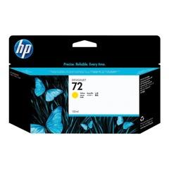 Картридж струйный для плоттера HP (C9373A) Designjet T610/<wbr/>795/<wbr/>1100 и др., №72, желтый, 130 мл, оригинальный