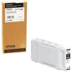 Картридж струйный для плоттера EPSON (C13T692500) Epson SC-T3200/<wbr/>5200 и др., черный, 110 мл, для матовой бумаги, оригинальный