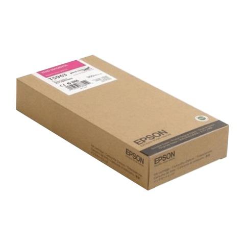 Картридж струйный для плоттера EPSON (C13T596300) Epson Stylus Pro 7890 и др., пурпурный, 350 мл, оригинальный