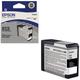 Картридж струйный для плоттера EPSON (C13T580800) Epson StylusPro 3880 и др., черный, для матовой бумаги, 80 мл, оригинальный