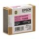 Картридж струйный для плоттера EPSON (C13T580B00) Epson StylusPro 3880 и др., светло-пурпурный, 80 мл, оригинальный