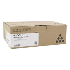 Картридж лазерный RICOH (SP200LE) SP 210/<wbr/>SP 212w, оригинальный, ресурс 1500 стр.