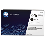 Картридж лазерный HP (CE505L) LaserJet P2035/<wbr/>P2055 и другие, №05L, оригинальный, ресурс 1000 стр.